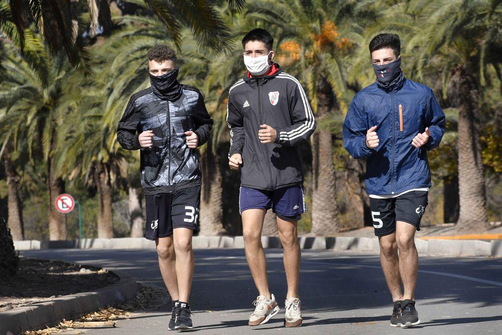 Pronóstico: para mañana se espera un aumento de la temperatura en Mendoza
