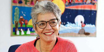 Cecilia Merchán.Titular de la Secretaría de Igualdad. (@chechamerchan)