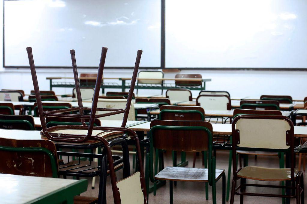 El Gobierno Escolar aseguró que la escuela Arce tenía baja matrícula