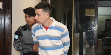 Caccia esperará otra audiencia en la que se resolverá la fecha del juicio. José Gutiérrez / Los Andes