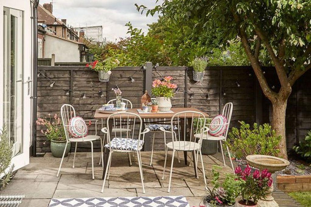 Cómo renovar, con lo que tenés en casa, los muebles de tu jardín o espacios abiertos