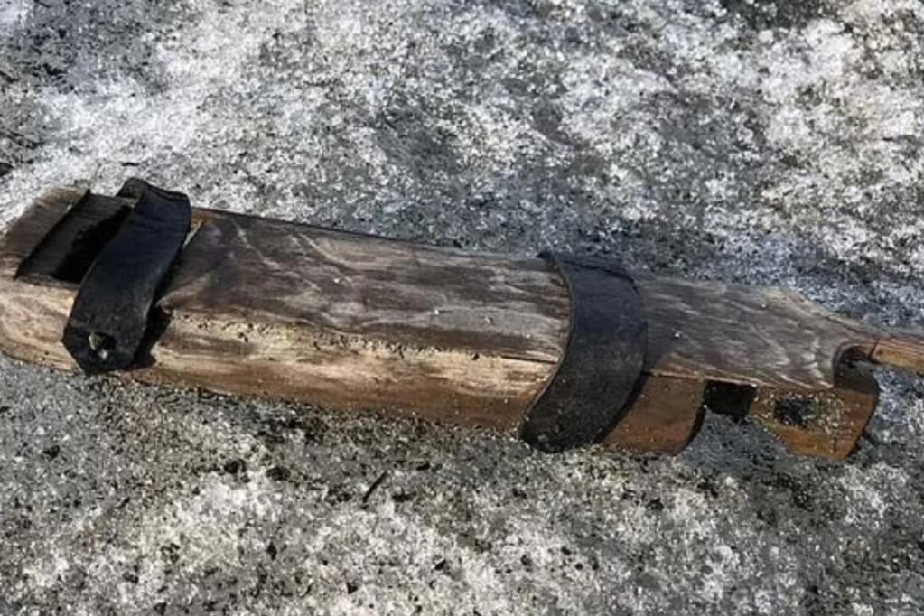 Gran hallazgo: se derritió un glaciar y descubrieron un tesoro vikingo de hace 500 años en Noruega