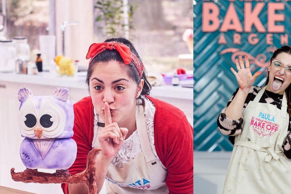 Samanta Casais habló de María Paula, la participante de Bake Off que generó polémica por tener su propio emprendimiento de tortas