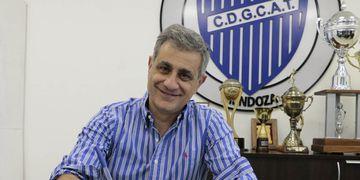 José Mansur Presidente de Godoy Cruz