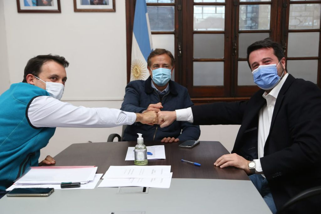 Suárez confirmó la continuidad de otro aliado en Cambia Mendoza