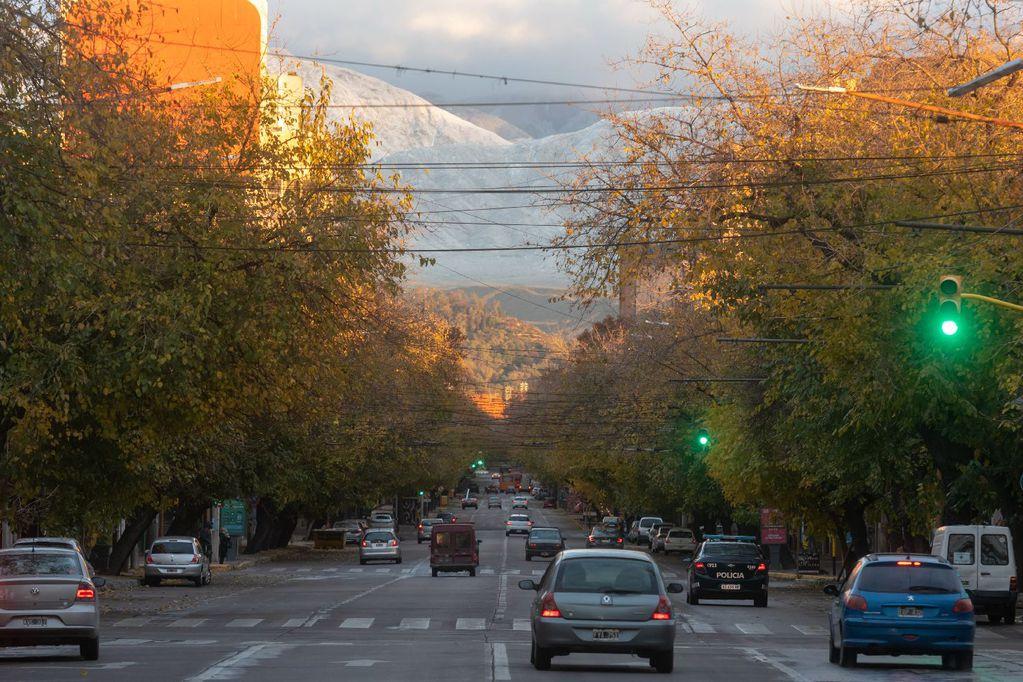 """Pronóstico: para mañana se espera """"tiempo bueno"""" en Mendoza"""