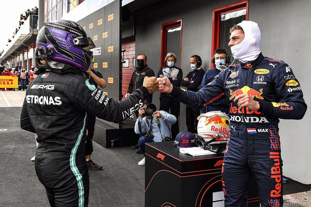 En la siguiente nota, repasá cómo quedaron las principales posiciones del campeonato de Fórmula 1 luego del Gran Premio de Rusia.
