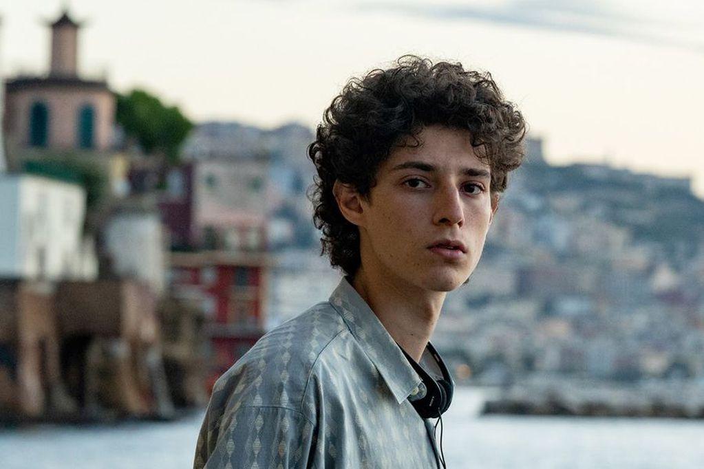 El protagonista es el alter ego de Sorrentino adolescente.