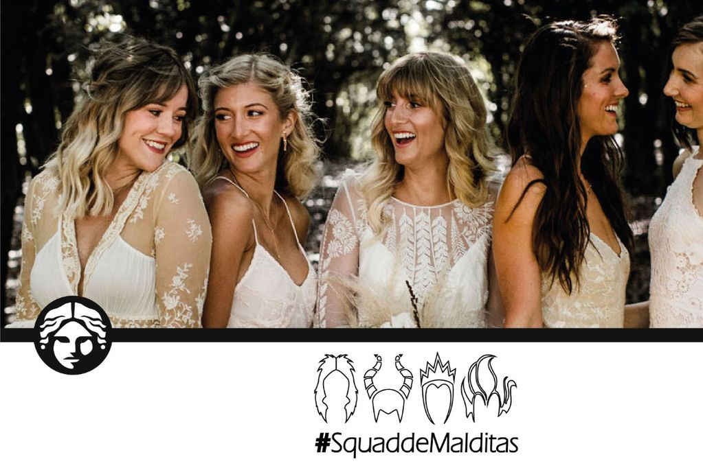 #SquadDeMalditas: cerrar una peluquería para vos y tus amigas es posible