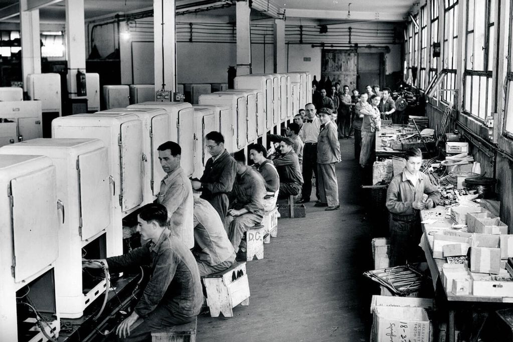 Industria argentina en la década de 1930 a 1940