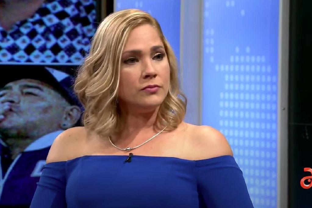 La mujer ya tiene un abogado argentino trabajando en el país contra el entorno del 2001 de Diego Maradona