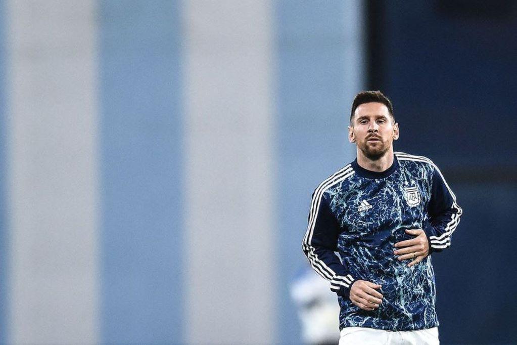 Llegó Messi y la Selección Argentina toma forma de cara al doble compromiso por Eliminatorias