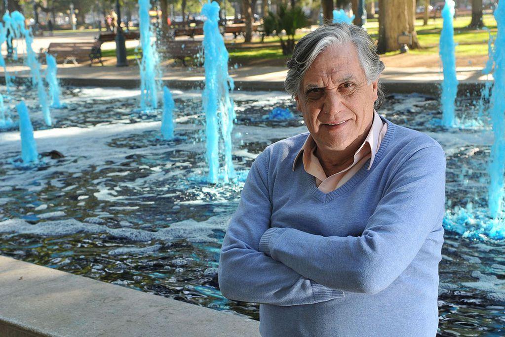 Jorge Sosa falleció esta semana sorpresivamente.