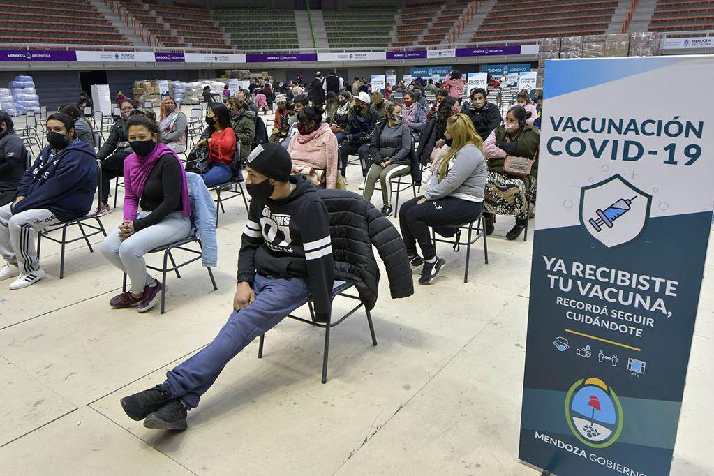 Una por una: en qué instancia de vacunación está Mendoza y cada provincia del país