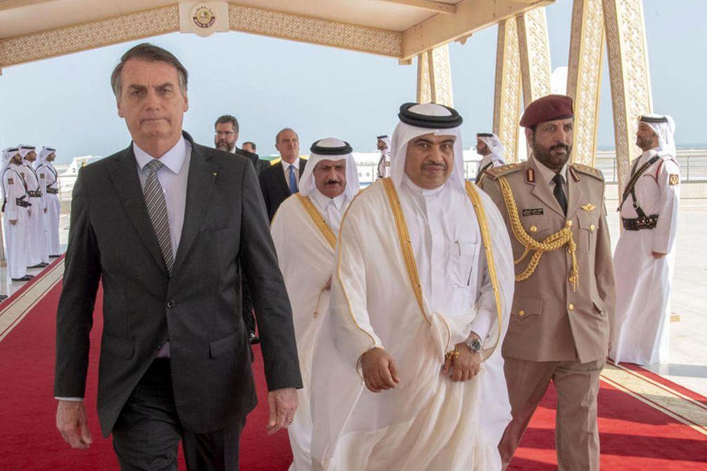 """Bolsonaro dice que """"Argentina eligió mal"""" y que no pretende felicitar a Alberto Fernández"""