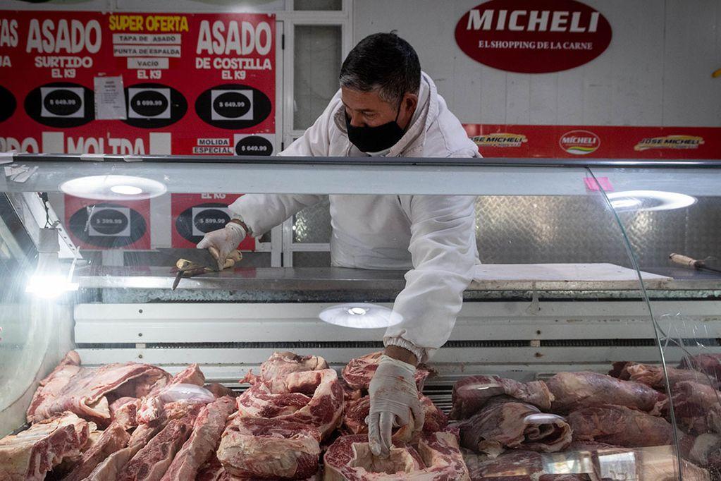 El Gobierno nacional intervino en el mercado de la carne para intentar frenar las subas de precios.