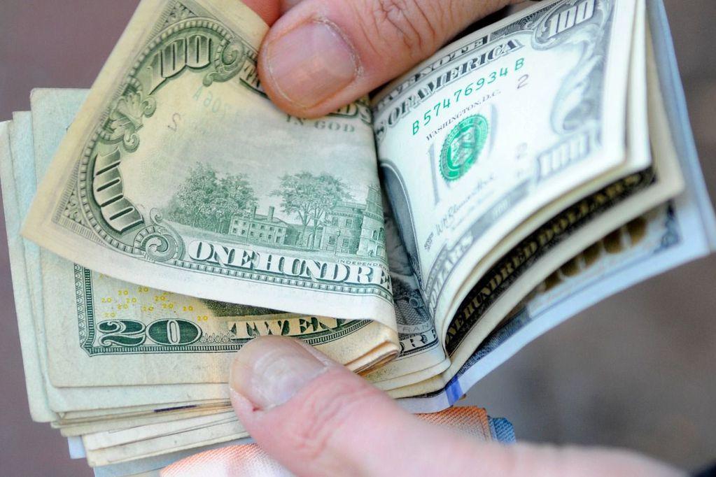 Dólar hoy: a cuánto cotiza (Archivo / Los Andes)
