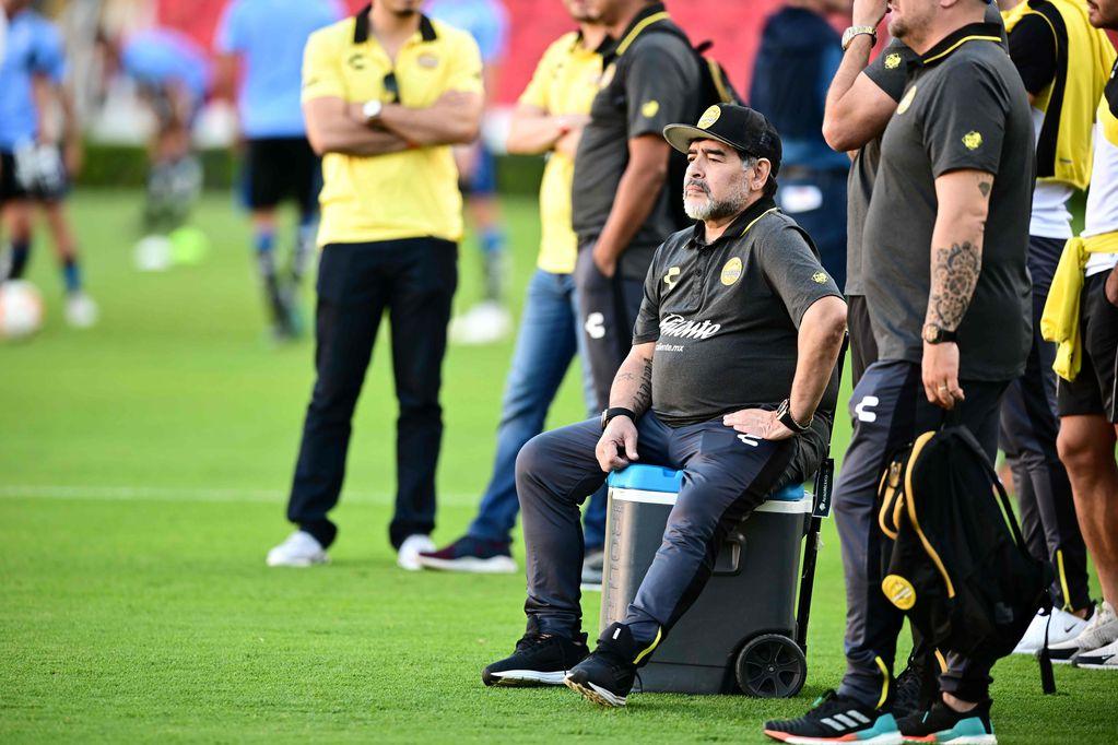 'Tata' Martino, el candidato de Diego Maradona para la Selección