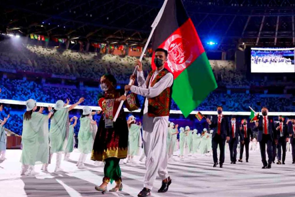 Los Juegos Paralímpicos de Tokio 2020 rendirán homenaje a los deportistas afganos / Gentileza