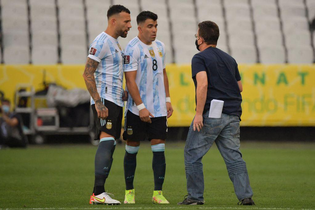 El duelo entre Brasil y Argentina fue suspendido tras el escándalo de Anvisa.