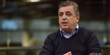 Mario Negri, presidente del interbloque de Juntos por el Cambio en Diputados. (La Voz / Archivo)