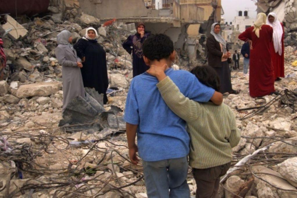 El 78% de la población libanesa vive ahora por debajo del umbral de pobreza, según la ONU. Gentileza / El Mundo