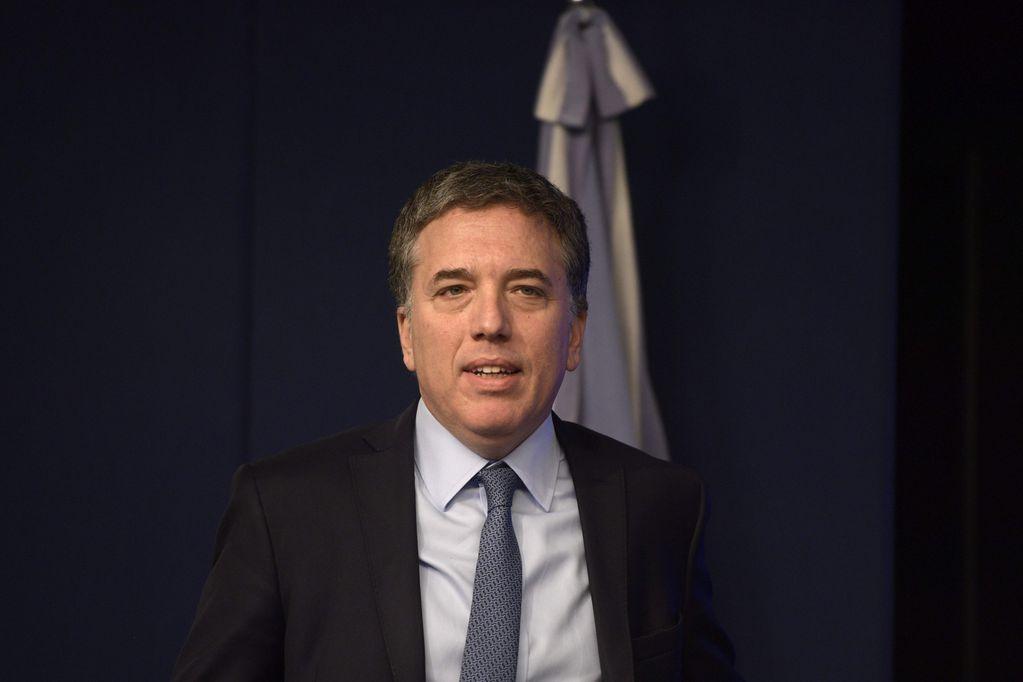 """Dujovne aseguró que en 2019 la inflación va a ser """"sustantivamente"""" más baja"""