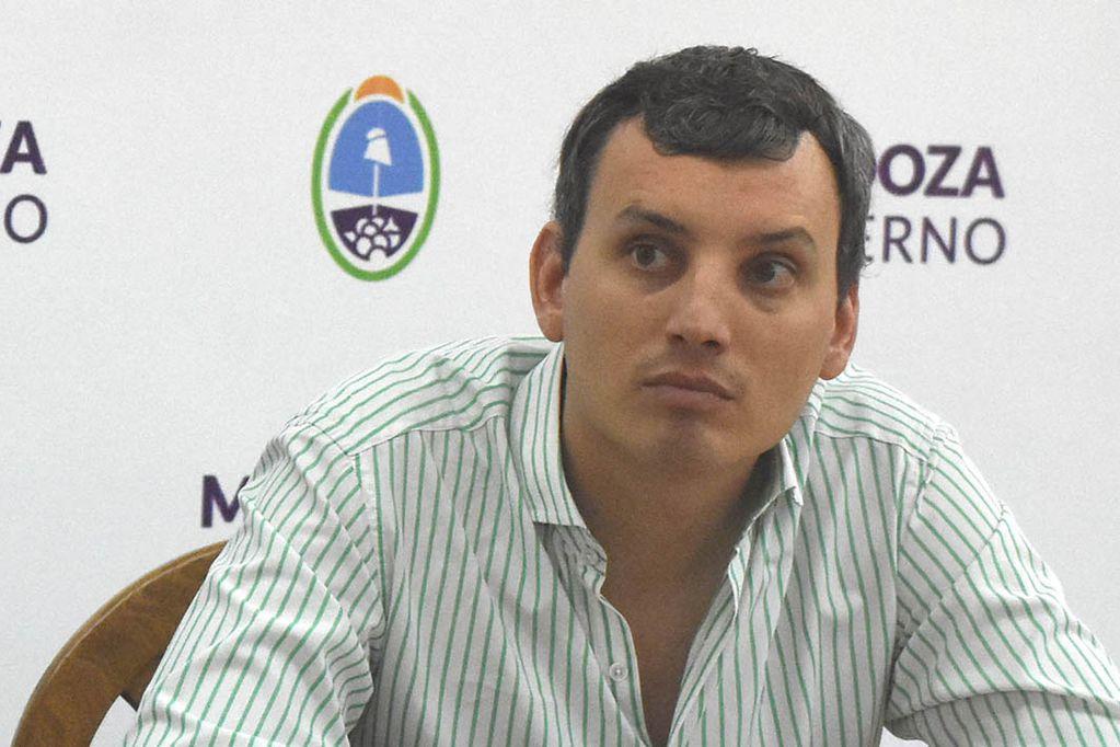 Confirmado: Pablo Magistocchi representará a la Provincia en el directorio de Impsa