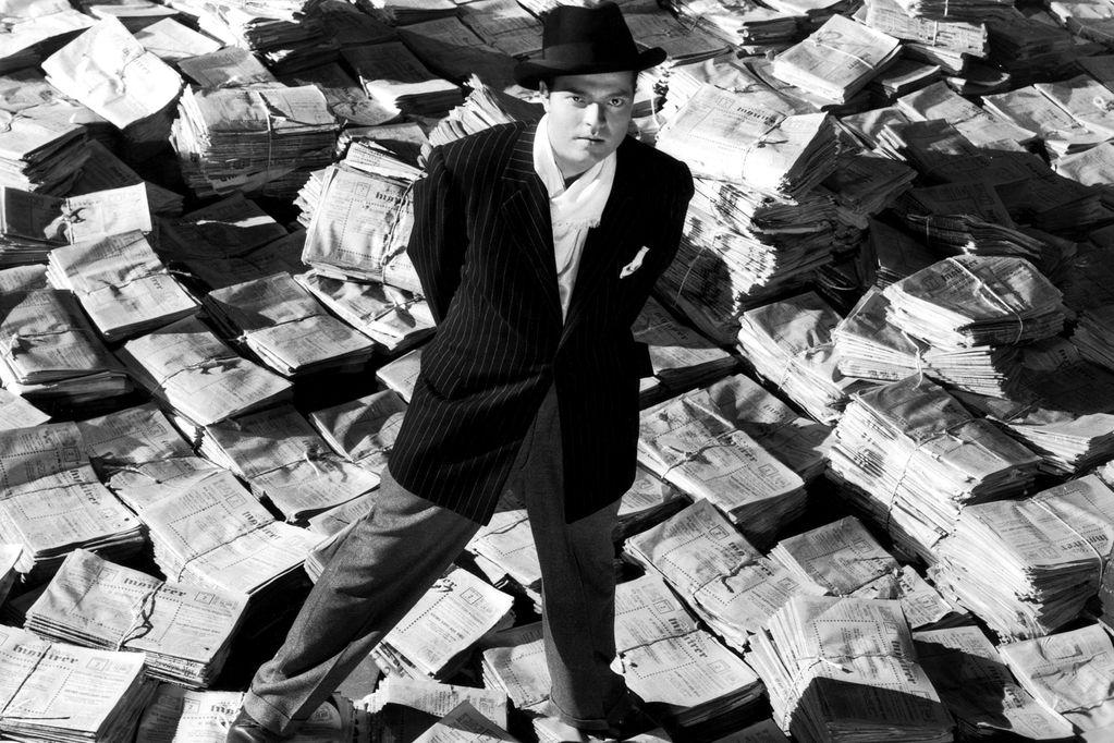 Basada en la historia del magnate de prensa William Randolph Hearst, Ciudadano Kane cumple 80 años de su estreno en Argentina.