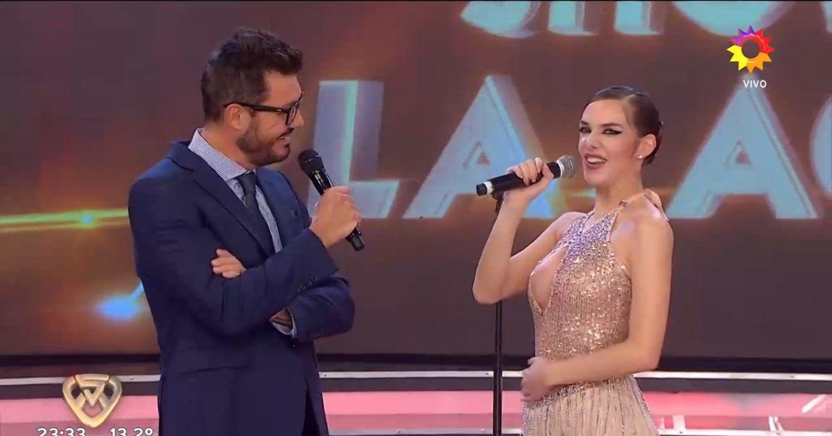 "Julieta Nair Calvo anunció que está embarazada y renunció a Showmatch La Academia: ""El proyecto de mi vida"" | Da La Nota"