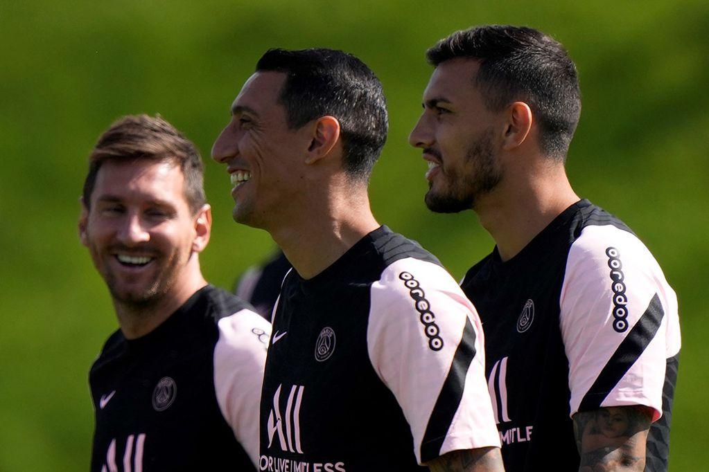 Messi, Di María y Paredes ausentes en el partido del PSG ante Clermont, según Pochettino