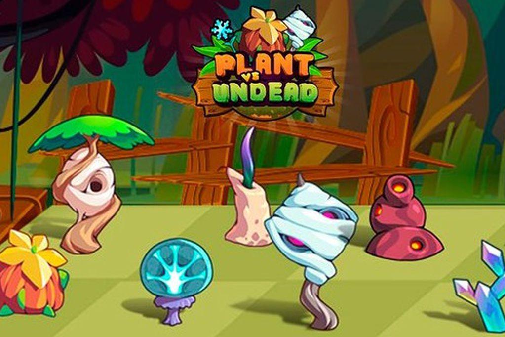 Plants vs Undead, uno de los más populares. / Gentileza