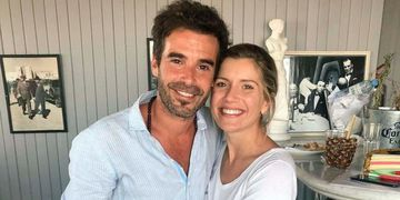 Laurita Fernández y Nicolás Cabré se reconciliaron y ya hay foto