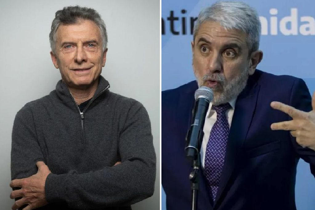 Macri apuntó fuerte a Aníbal Fernández por intimidar a Nik (Los Andes)