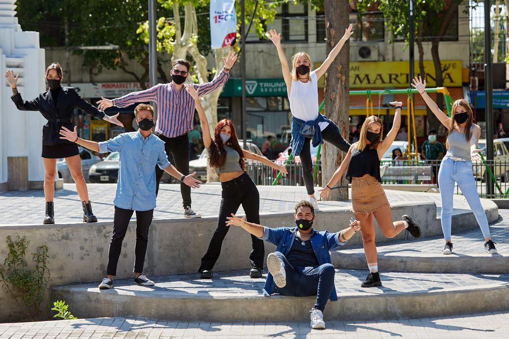 Quiénes son los 9 influencers que eligió Orozco para promocionar Las Heras