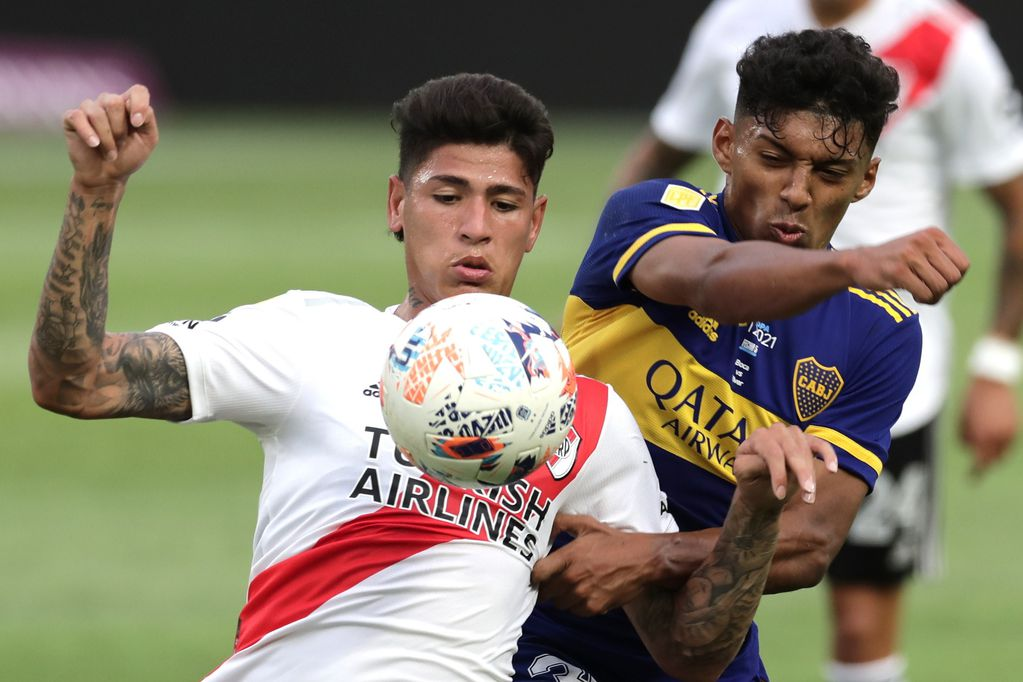 River vs. Boca: día y horario confirmado para el Superclásico de la Liga Profesional