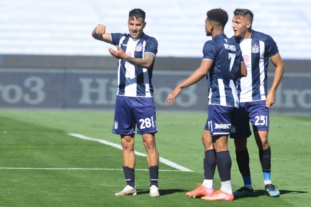 Liga Profesional de Fútbol: Talleres le ganó a Platense y es líder junto a Lanús