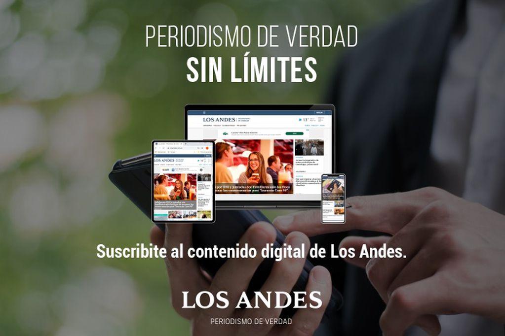 Miles de suscriptores de Los Andes ya pueden acceder sin límites a nuestro contenido: cómo hacerlo