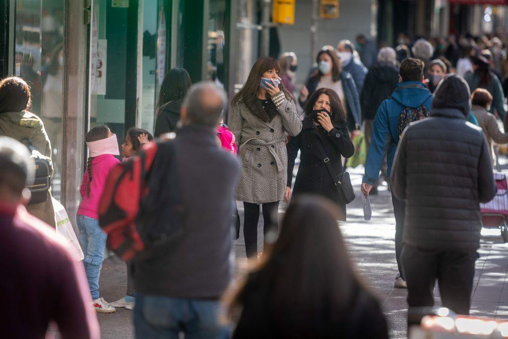 Mendoza sumó 429 nuevos positivos, 21 muertes y 544 recuperados de coronavirus