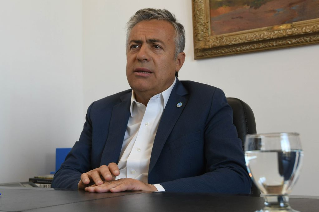 Cornejo, el mendocino que quiere dividir Buenos Aires - Por Leonardo Oliva