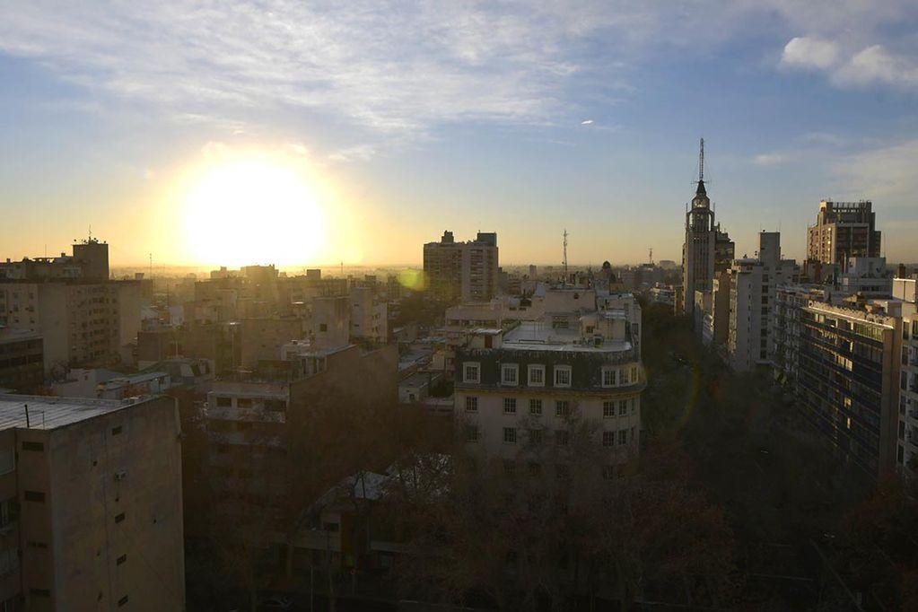 La Ciudad de Mendoza - Foto: Orlando Pelichotti / Los Andes