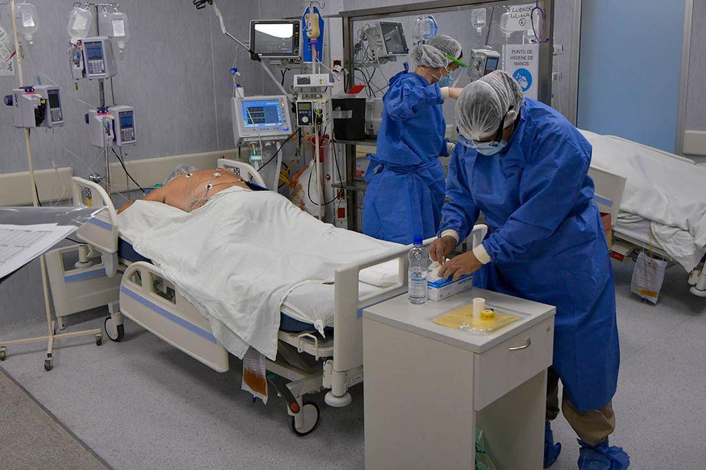 Argentina superó los cuatro millones de casos de coronavirus desde que inició la pandemia