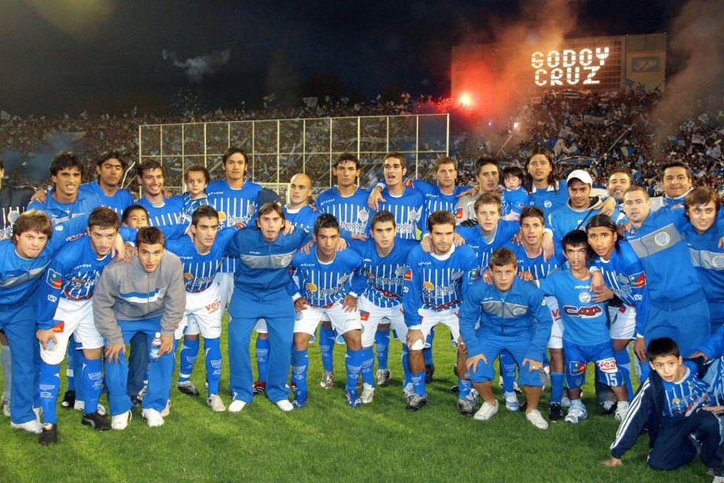 Apenas un año después de haber descendido, Godoy Cruz recuperó su lugar de privilegio en el máximo escalón del fútbol argentino.