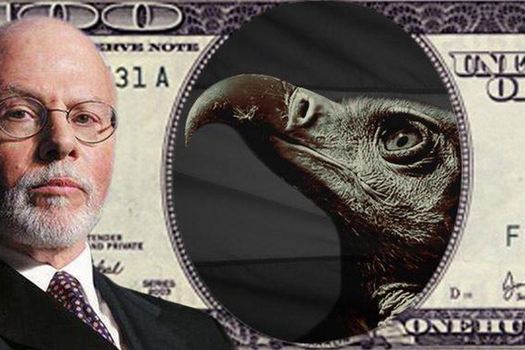 Quién es Paul Singer, el multimillonario que representa a los fondos buitre