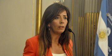 """Alberto Fernández designó a Gabriela Cerruti como """"Portavoz de la Presidencia"""""""