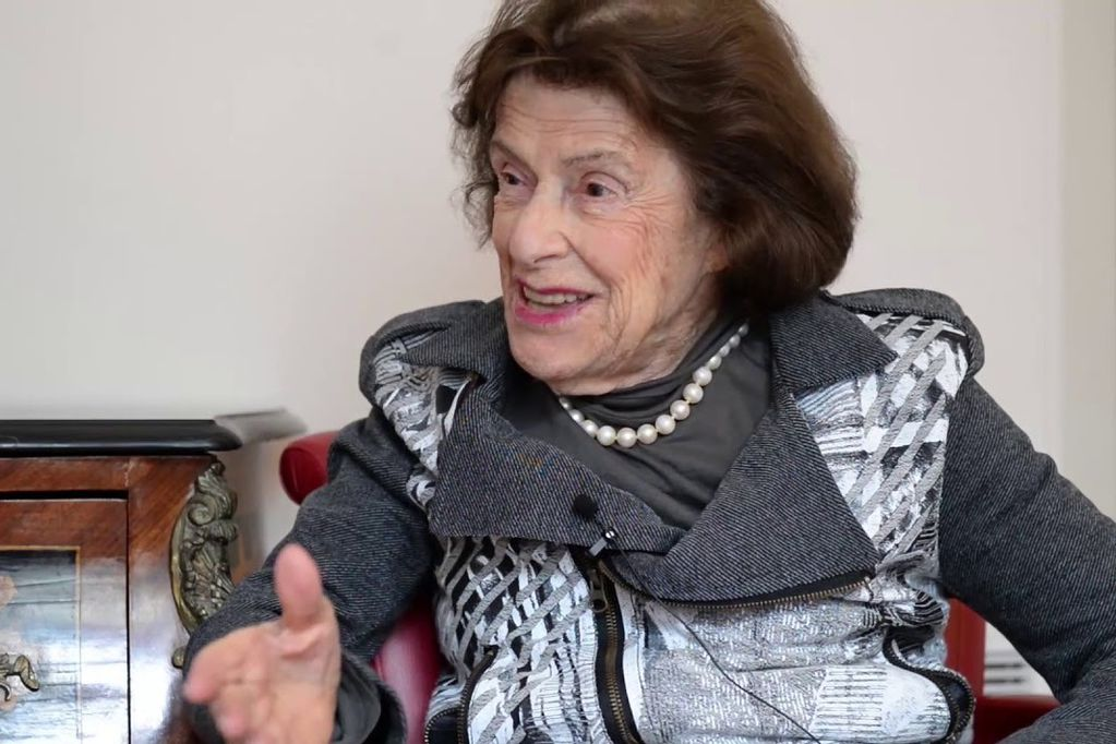 Falleció la prestigiosa psicoanalista Janine Puget