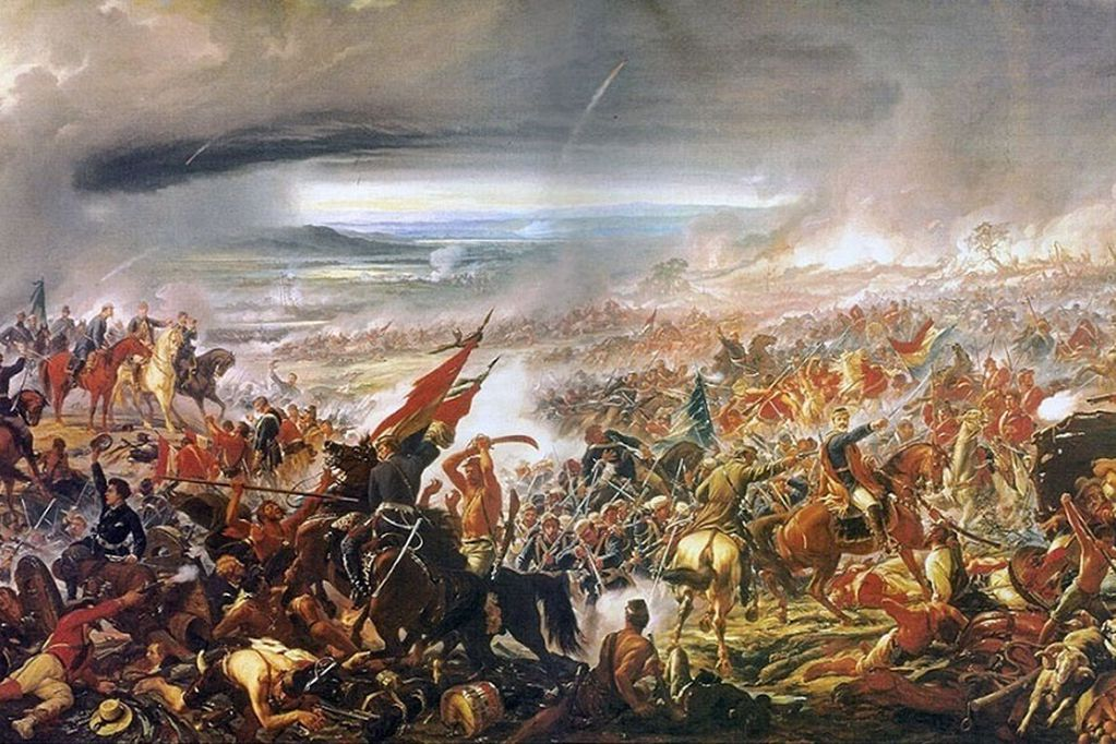 Guerra contra Paraguay en el siglo XIX.