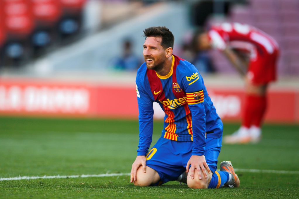 """Barcelona ya """"borró"""" a Lionel Messi de su web oficial"""