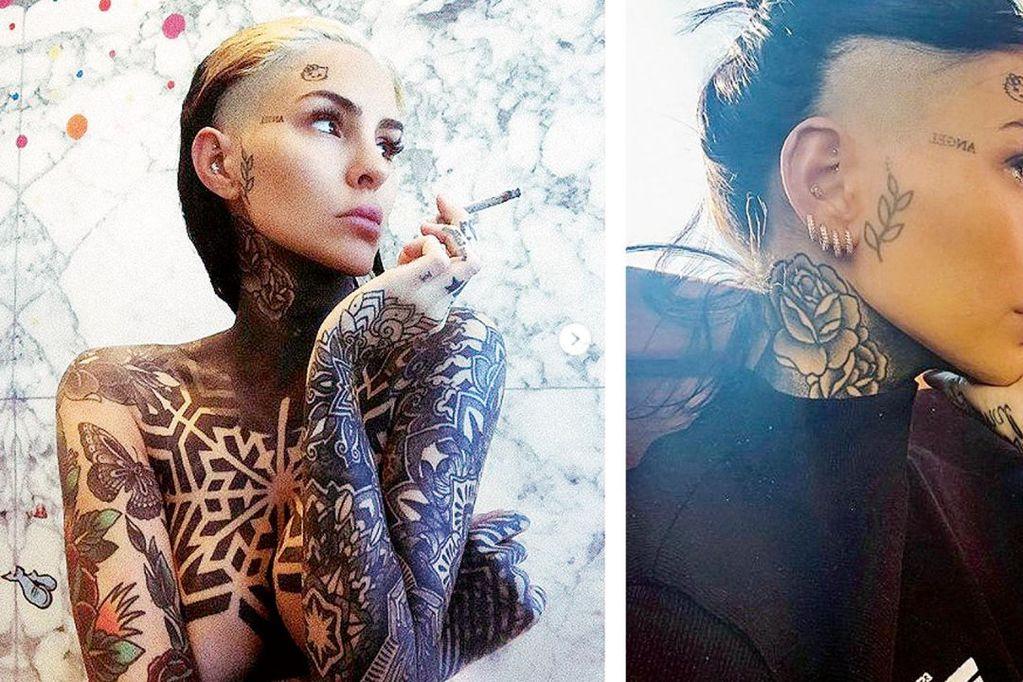Cande Tinelli experimentó un cambio en su aspecto, las redes la criticaron y ella no se quedó callada