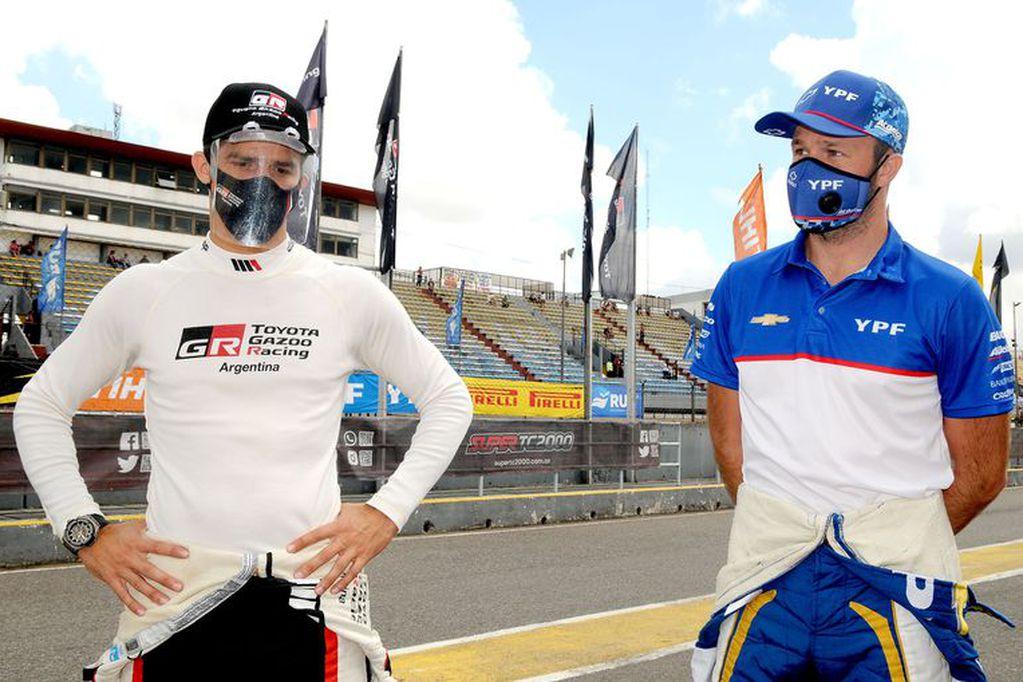 Canapino habló de la decisión de Rossi de no competir en San Juan